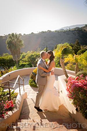 Mandy and Derek's Santa Barbara Wedding