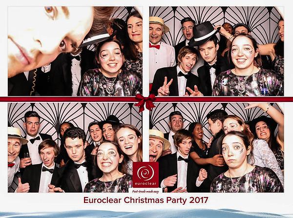 Euroclear Christmas Party