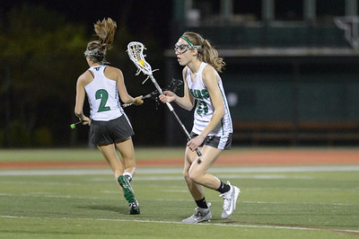 Tigard High School Girls Varsity Lacrosse vs West Albany