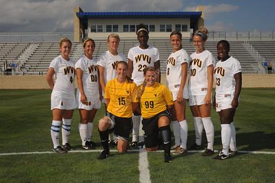 26245 Women's Soccer Team Photo