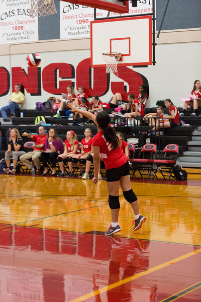 Coppell East 8th Girls 19 Sept 2013 13.jpg