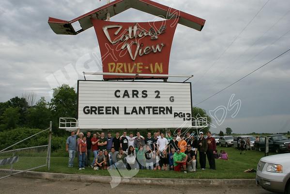 2011-06 Ultimate Club Drive-In