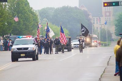 Elkhorn Memorial Day Parade 2013