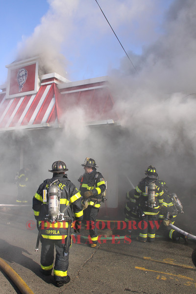 Revere, MA - 2nd Alarm, 169 Squire Road, 2-16-09