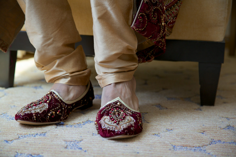 Le Cape Weddings - Indian Wedding - Day 4 - Megan and Karthik Groom Getting Ready 13.jpg