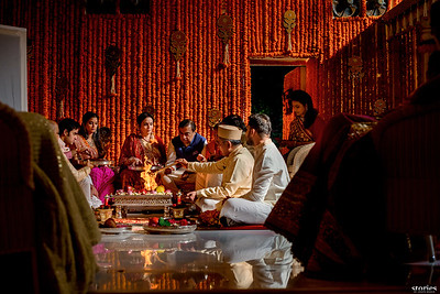 9. Grah Shanti Puja | Candid Moments