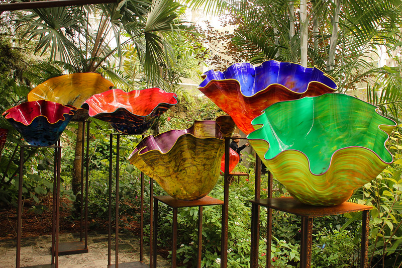 Chihuly at Fairchild