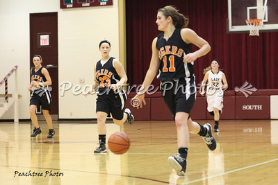 V Clearwater @ South Iron 1-23-13