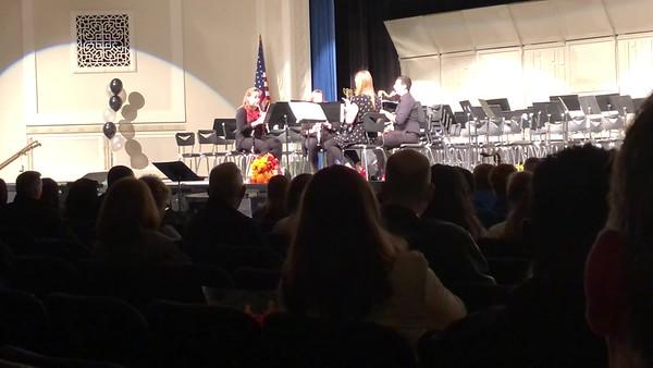 Jake Band Concert - Fall 2018 (iPhone Video and Nikon)
