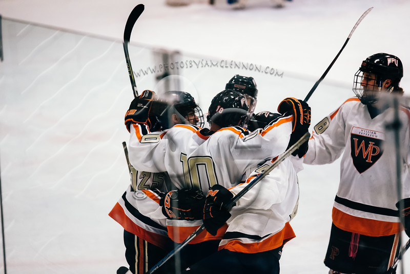 WPU vs Penn State Hockey