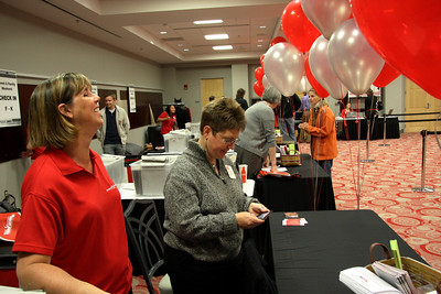 2010 PFW Parent and Family Weekend Check-In
