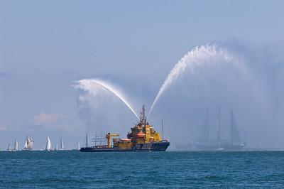 Tall Ships Race 2009, Baltic Sea, Gdynia, Poland