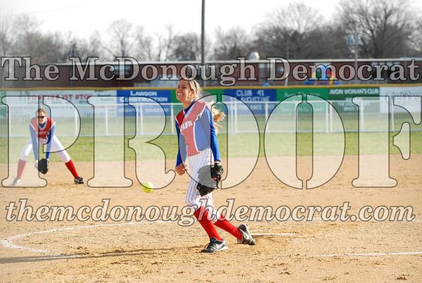 LS Softball vs WC 04-14-08