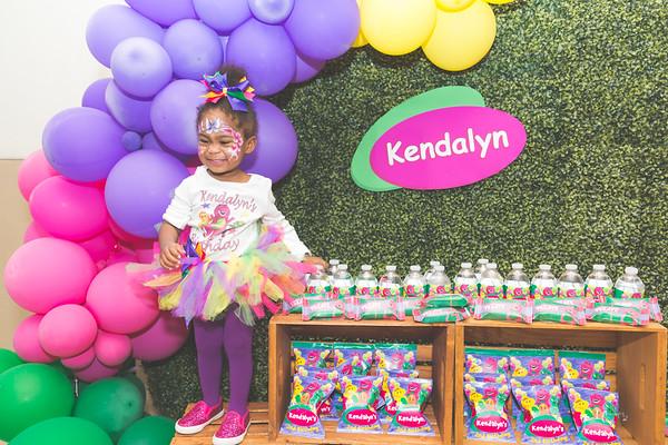 2019.12-Kendayln's 2nd Bday