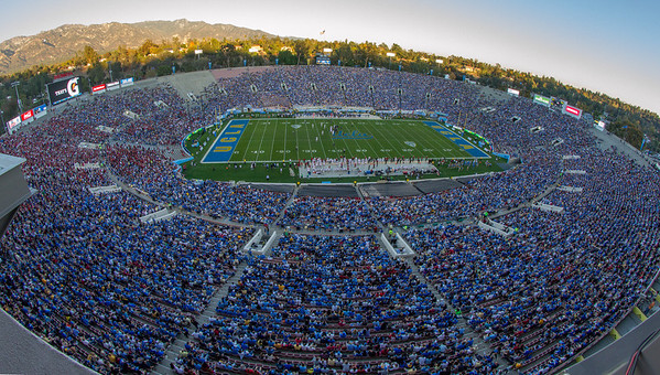 UCLA vs. Stanford - 11/24/12