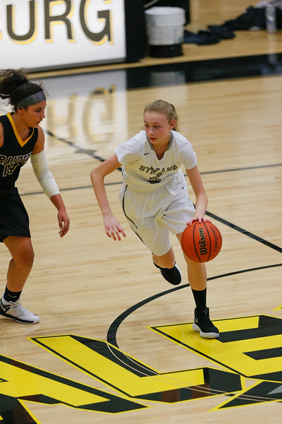 GHS Girls Basketball vs Bloomington Jan. 15, 2018