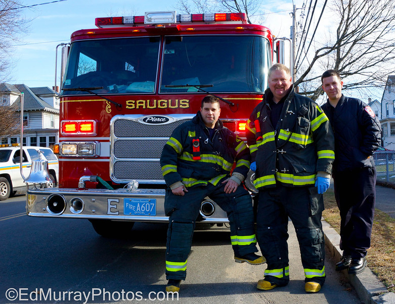 Engine 1: Happy Monday! I rolled up on a car accident down the street from my house (mini-van vs. Bus) so I stopped and took a few shots for the local paper. Here are 3 of the fire fighters from Engine 1 - left to right: Steve Rea, LT Hansen and Charlie Stewart. It's funny - I was complaining about having nothing to shoot last Friday - now I have a couple of shots to post from this accident...