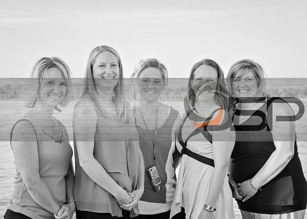 Suzanne, Michelle, Shannon and Lori