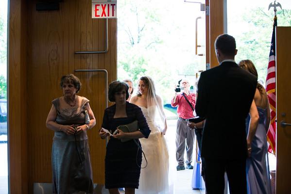 Jeff and Lauren Wedding - Ceremony
