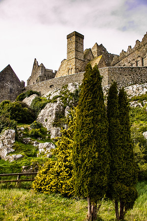 The Rock of Cashel, Ireland