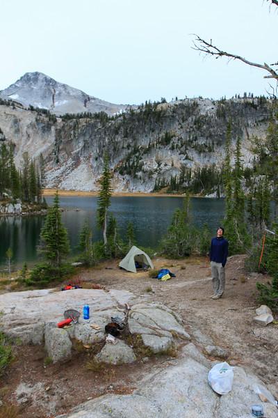 ASWWU Outdoors Backpacking Trip (10-23-15)