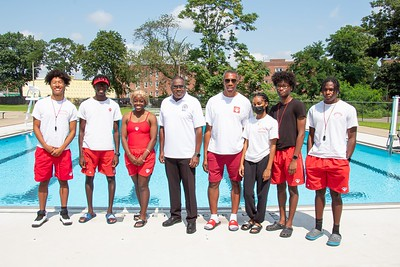 Photo Opt with Kennedy Park Lifeguards 7/28/21