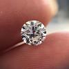 2.34ct Old European Cut Diamond Pair, GIA J SI 2