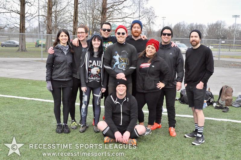 2017  Recesstime Portland Kickball