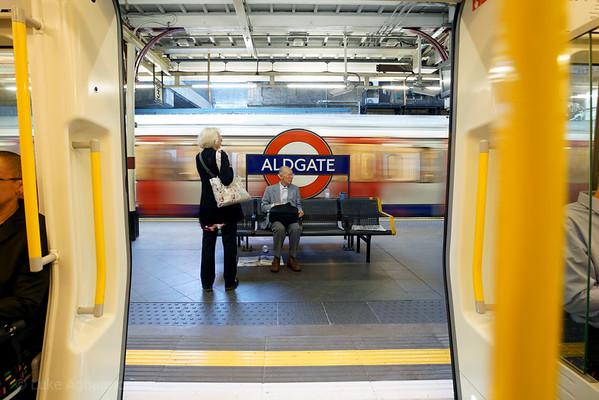 Aldgate Station