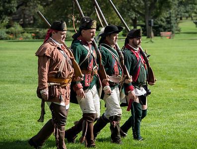 Cantigny - Revolutionary War Reenactment