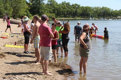 Key Log Rolling Lake Calhoun Event