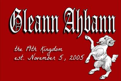 What is Gleann Abhann