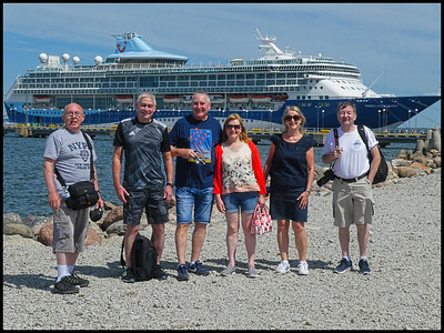 Baltic Capitals Cruise - 2018.
