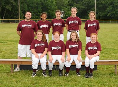Benton Travel Softball