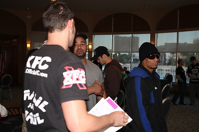 XFC 13  12 - 2 & 3  2010