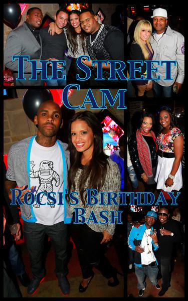 The Street Cam: Rocsi's Birthday Bash