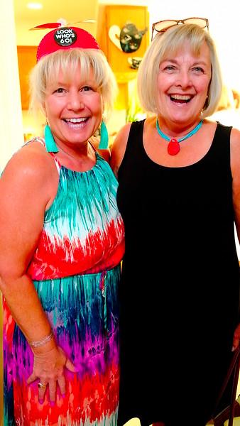 Debbie Does 60 in Loudoun