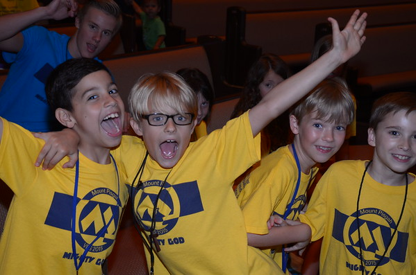 VBS Tuesday 2015 June 16th 06-16-15