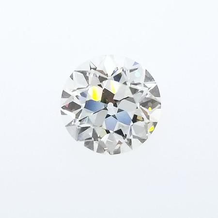 2.91ct Old European Cut Diamond - GIA I, SI1