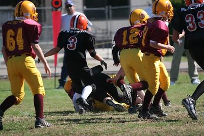Prates football at home 10-29-'05