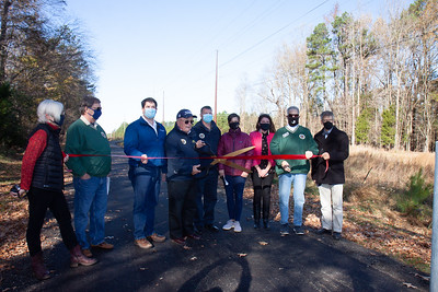 Ribbon Cutting Rails to Trails