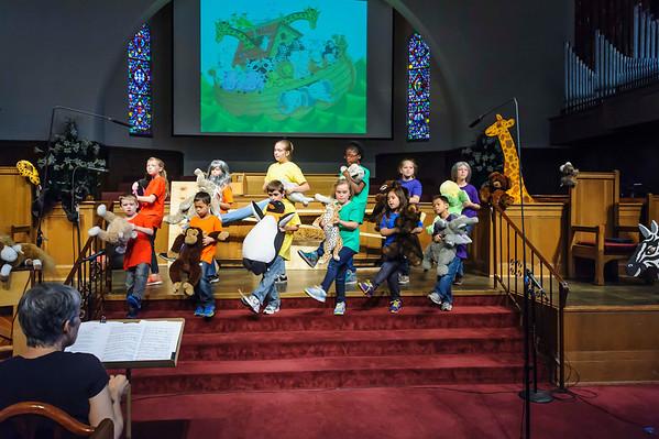 Children's Musical - Dress Rehearsal 4-26-4014