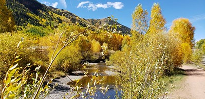 Telluride Fall Colors 2018