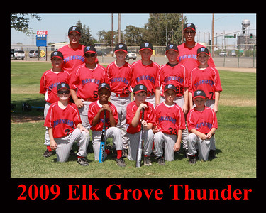 Elk Grove Thunder Baseball