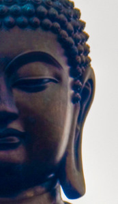 Po Lin Monastry, Hong Kong  2011