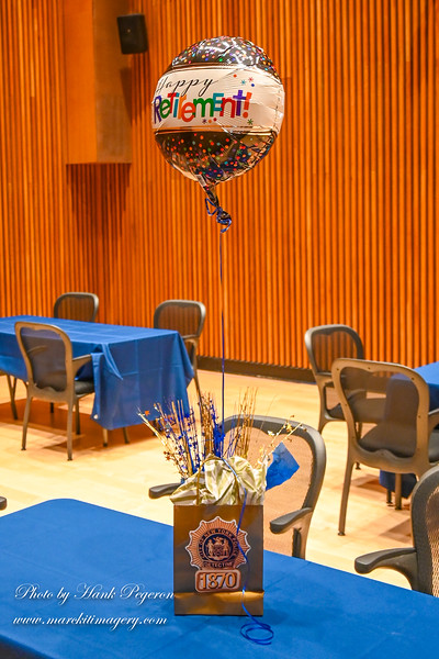 Det. Angelo Garcia's NYPD Retirement Event