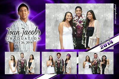 Ivan-Jacob's Graduation (Multi-Photo Collage)