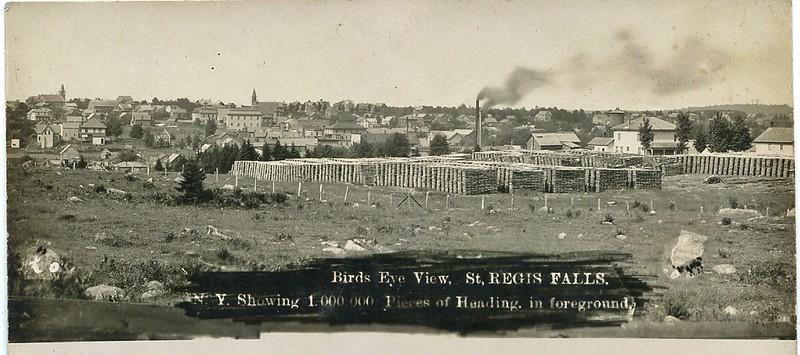 St.Regis Falls N.Y.