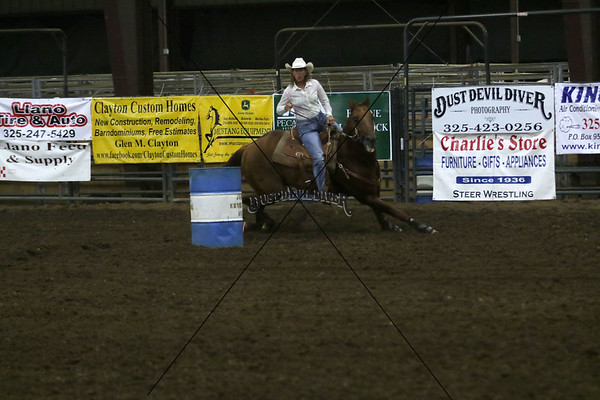 Thursday Night Slack Barrel Racing