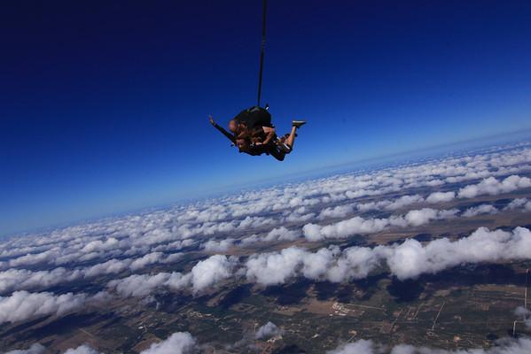 Helen Skydive  SEPT10 2014